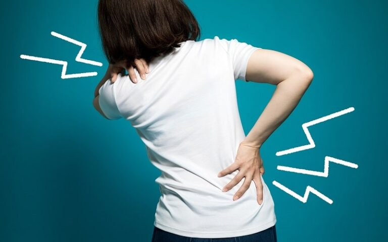 Back Pain Causes & Treatment & Relief Exercises