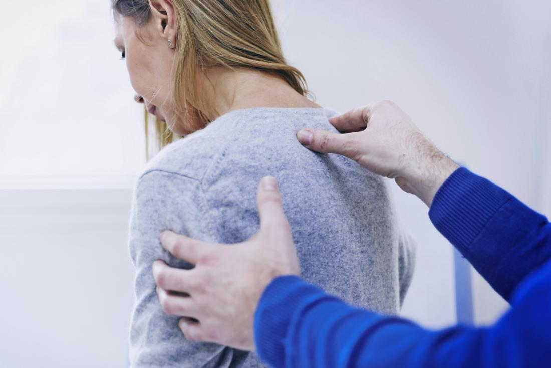 Upper Back Pain Causes And Treatment