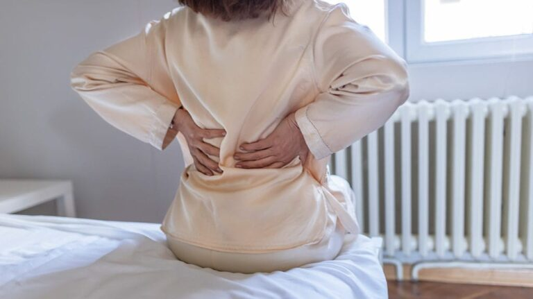 Back Pain During Period Causes And Treatment